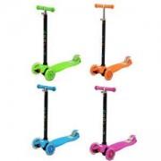 Детска тротинетка с три гуми - Maxi, Azaria, налични 4 цвята, 509113877