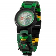 Lego Reloj de pulsera con Minifigura de Lloyd - La LEGO® Ninjago® Película