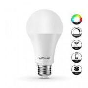 WiiSmart Lampadina Led Rgb + 2700k Wifi Smart 10w E27