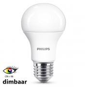 Philips E27 led-lamp peer mat WarmGlow dimbaar CRI 90 10.5W (75W)