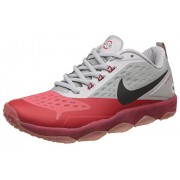 Nike Men's Air Zoom Flyware Red Running Shoes - 8.5 UK/India (43 EU)(9.5 US)(819803-006)