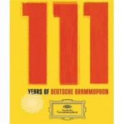 Video Delta 111 Years Of Deutsche Grammophon - 111 Years Of Dg (6cd/111 Tracks) - CD