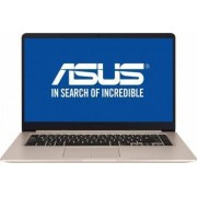 Ultrabook Asus VivoBook S510UA Intel Core Kaby Lake R (8th Gen) i7-8550U 256GB 8GB Endless FullHD Tastatura ilum.