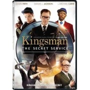 Colin Firth,Samuel L.Jackson,Michael Caine - Kingsman (DVD)
