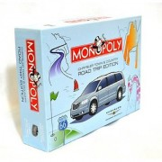 MONOPOLY ROAD TRIP EDITION - CHRYSLER TOWN & COUNTRY - RARE!