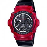 Мъжки часовник Casio G-shock WAVE CEPTOR SOLAR AWG-M100SRB-4A