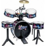 Instrument muzical Reig Musicales Drum Set Flash With Lights and Microphone
