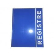 REGISTRU LUX A4, 80 file (coperta carton plastifiat) Matematica A4 80 file Registru cartonat
