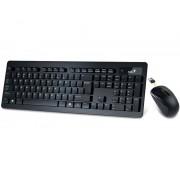 SlimStar 8005 Wireless USB YU crna tastatura+ miš
