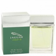 Jaguar Vision Ii For Men By Jaguar Eau De Toilette Spray 3.4 Oz