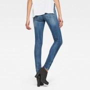 G-Star RAW 3301 D-Mid Waist Super Skinny Jeans - 23-28