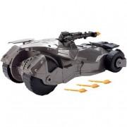 Singleton Trading Ltd Liga de la Justicia - Batman - Batmóvil con Lanzamisiles