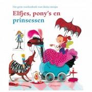 Lobbes Het grote voorleesboek voor meisjes Elfjes, pony's en prinse
