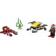 Set Constructie Lego City Scuter De Scafandru