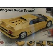 Lamborghini Diablo Special 1/24 Scale Model Kit by Testor Corp.