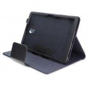 4smarts DailyBiz, Samsung Galaxy Tab A 10.5 flip tok, fekete