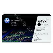 Тонер HP 649X за CP4525 2-pack, Black (2x17K), p/n CE260XD - Оригинален HP консуматив - к-т 2 тонер касети