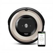 Irobot Roomba E5 Aspirapolvere Robot Senza Sacco Wifi Colore Nero, Grigio