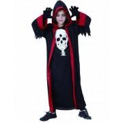 Vegaoo Verkleedkostuum meester van de grafkelder voor jongens Halloween kostuum 140/152 (10-12 jaar)