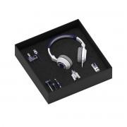 Tribe Star Wars R2D2 Giftbox- комплект On-Ear слушалки, In-Ear слушалки, зарядно за кола, 16GB USB флаш памет и Micro USB кабел за мобилни устройства
