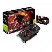 VGA ASUS NVIDIA CERBERUS GTX1050-O2G 2GB GDDR5 DVI HDMI DISPLAY PORT
