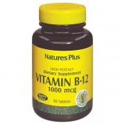 Nature's Plus Vitamin B12, 90 tabl.