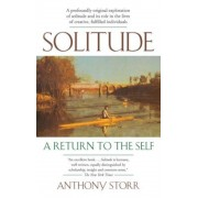 Solitude: A Return to the Self, Paperback