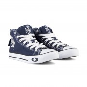 West Coast Choppers Sneaker West Coast Choppers Warrior Navy Blau