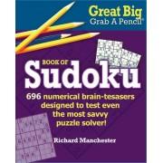 Great Big Grab a Pencil Book of Sudoku, Paperback