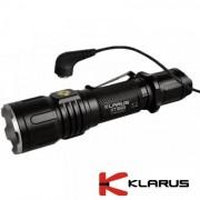 LANTERNA TACTICA REINCARCABILA KLARUS XT12S - 1600 LUMENI