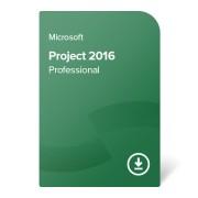 Microsoft Project 2016 Professional (H30-05445) elektronikus tanúsítvány