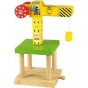 Jucarie educativa Big Jigs Big Yellow Crane