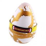 Generic Magic White Hatch-Grow Dino Growing Hatching Dinosaur Egg for Children Toy