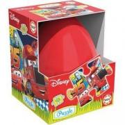 Пъзел в яйце Cars Disney Educa, 8412668171848