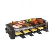 Appareil à raclette multifonctions 8 personnes DOC138 Livoo