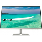 "HP - Geek Squad Certified Refurbished 27"" IPS LED FHD FreeSync Monitor - Natural Silver"