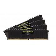 Memorii Corsair Vengeance LPX Black DDR4, 4x8GB, 3000MHz, CL15