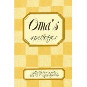 Oma's spelletjes (set van 3)