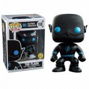 Figurina Funko Pop! Justice League - Flash Silhouette, fosforescent