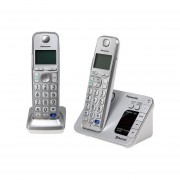 Teléfono Inalámbrico Panasonic 1.9 GHz KX-TGE262S