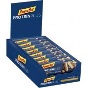 PowerBar ProteinPlus 30% Bar Box 15x55g Caramel Vanilla Crisp 2019 Näringstillskott & Paket