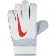 Nike Keepershandschoenen GK Match Kids Pure Platinum - Grijs - Size: 4