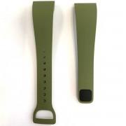 Curea bratara fitness Xiaomi TPU Verde pentru Xiaomi Mi Band 4C