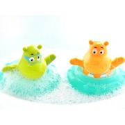 Knorrtoys Knorr Toys Knorr37034 Escabbo Whistling Hippo Water Toy Set (2-Piece)