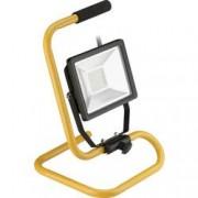 Goobay Venkovní LED reflektor Goobay 59006, 30 W, denní světlo, černá, žlutá