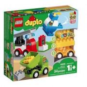 Lego Duplo Meine ersten Fahrzeuge 10886