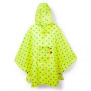 reisenthel Regencape mini maxi poncho lemon dots