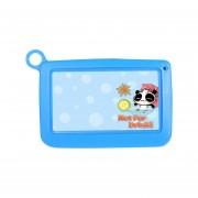 Los Niños De 7 Pulgadas Android Tablet Tablet PC 512MB 4G33 Quad Core Azul Herramientas De Aprendizaje