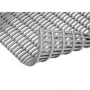 Bodenmatte, PVC-frei pro lfd. m grau, Breite 600 mm