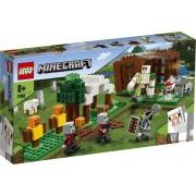 Lego Minecraft (21159). L'avamposto del saccheggiatore